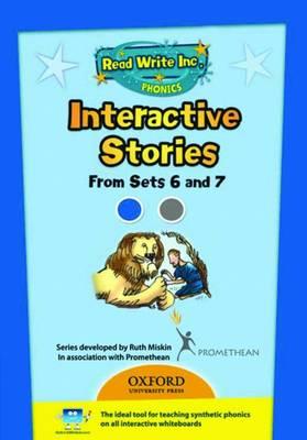 Read Write Inc. Phonics: Interactive Stories CD-ROM 3 Single User (CD-ROM)