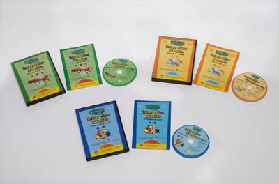 Read Write Inc. Phonics: Interactive Stories CD-ROM 123 Bundle Pack - Read Write Inc. Phonics (CD-ROM)