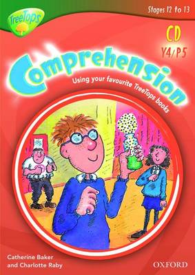 Oxford Reading Tree: Y4/P5: TreeTops Comprehension: CD-ROM: Unlimited User Licence - Oxford Reading Tree (CD-ROM)