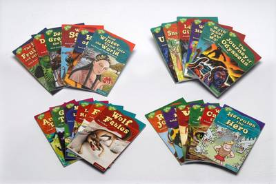 Oxford Reading Tree: Levels 9-16: Treetops Myths and Legends: Super Easy Buy Pack