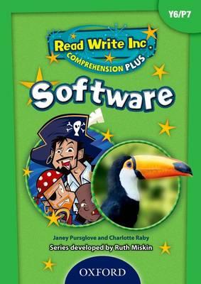 Read Write Inc. Comprehension Plus: Y6: CD-ROM Unlimited (CD-ROM)