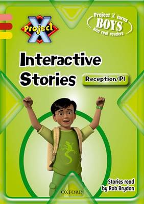 Project X: Reception/P1: Interactive Stories CD-ROM Single User (CD-ROM)