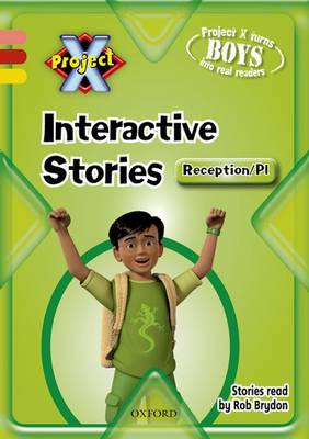 Project X: Reception/P1: Interactive Stories CD-ROM Unlimited User (CD-ROM)