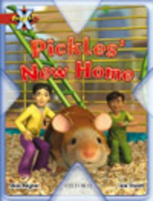 Project X: Pets: Pickles' New Home (Paperback)