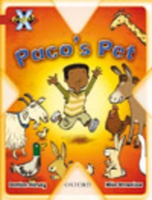 Project X: Pets: Paco's Pet (Paperback)
