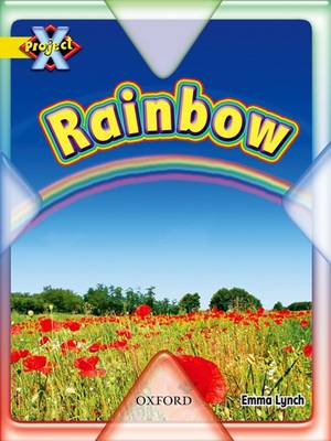 Project X: Weather: Rainbow (Paperback)