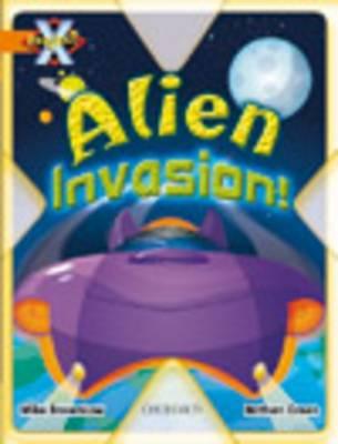 Project X: Invasion: Alien Invasion (Paperback)