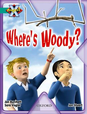 Project X: Hide and Seek: Where's Woody (Paperback)
