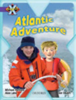 Project X: Water: Atlantic Adventure (Paperback)