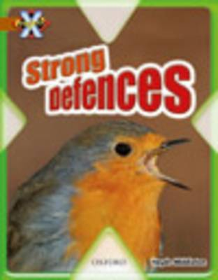 Project X: Strong Defences: Strong Defences (Paperback)