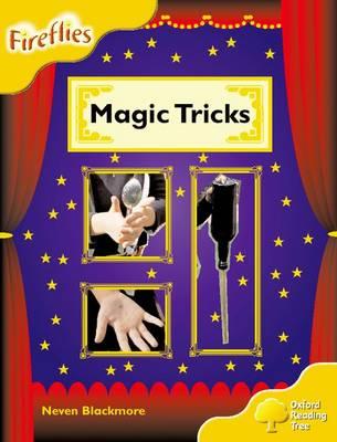 Oxford Reading Tree: Level 5: Fireflies: Magic Tricks - Oxford Reading Tree (Paperback)