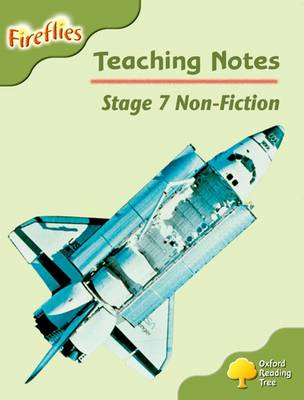 Oxford Reading Tree: Level 7: Fireflies: Teaching Notes (Paperback)