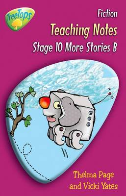 Oxford Reading Tree: Level 10 Pack B: Treetops Fiction: Teaching Notes (Paperback)