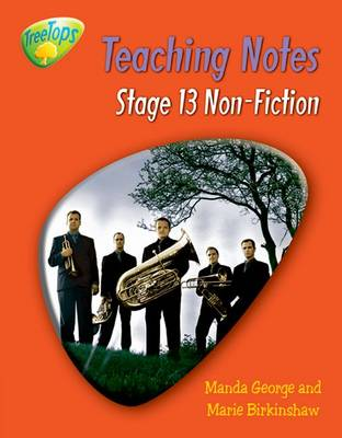Oxford Reading Tree: Level 13: Treetops Non-Fiction: Teaching Notes (Paperback)
