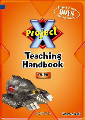 Project X: Year 5/P6: Teaching Handbook (Paperback)