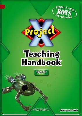Project X: Year 6/P7: Teaching Handbook (Paperback)