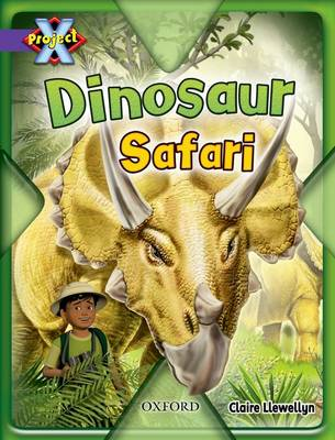 Project X: Purple: Habitat: Dinosaur Safari (Paperback)