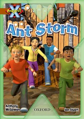 Project X: Brown: Conflict: Ant Storm (Paperback)