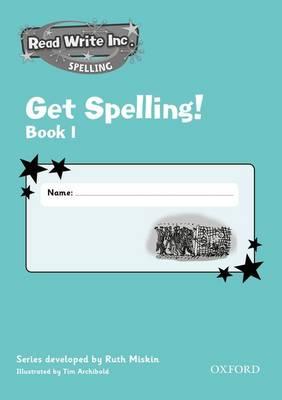 Read Write Inc.: Get Spelling Book 1 School Pack of 30 (Paperback)