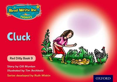 Read Write Inc. Phonics: Red Ditty Book 9 Cluck (Paperback)