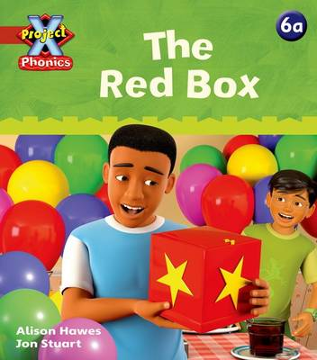 Project X Phonics: Red 6a The Red Box - Project X Phonics (Paperback)