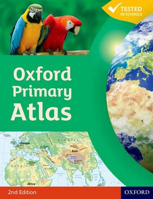 Oxford Primary Atlas (Hardback)