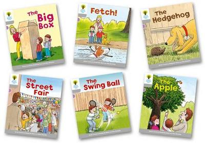 Oxford Reading Tree: Level 1: Wordless Stories B: Pack of 6 - Oxford Reading Tree