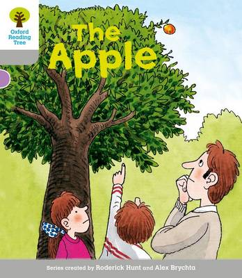Oxford Reading Tree: Level 1: Wordless Stories B: The Apple - Oxford Reading Tree (Paperback)