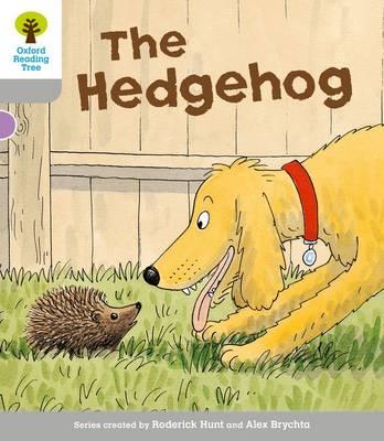 Oxford Reading Tree: Level 1: Wordless Stories B: Hedgehog - Oxford Reading Tree (Paperback)