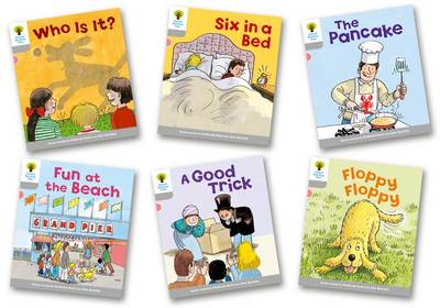 Oxford Reading Tree: Level 1: First Words: Pack of 6 - Oxford Reading Tree