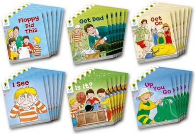 Oxford Reading Tree: Level 1: More First Words: Class Pack of 36 - Oxford Reading Tree