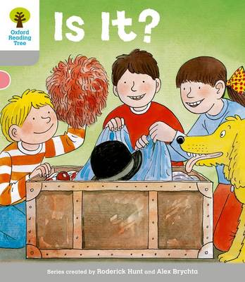 Oxford Reading Tree: Level 1: More First Words: Who Is It? - Oxford Reading Tree (Paperback)