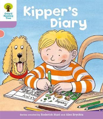 Oxford Reading Tree: Level 1+: First Sentences: Kipper's Diary - Oxford Reading Tree (Paperback)