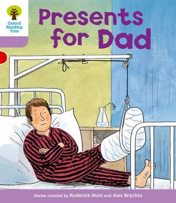 Oxford Reading Tree: Level 1+: More First Sentences A: Presents for Dad - Oxford Reading Tree (Paperback)