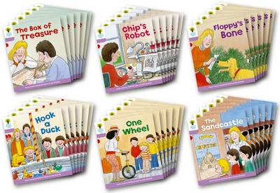 Oxford Reading Tree: Level 1+: More First Sentences B: Class Pack of 36 - Oxford Reading Tree
