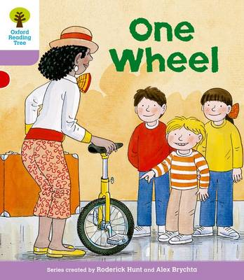 Oxford Reading Tree: Level 1+: More First Sentences B: One Wheel - Oxford Reading Tree (Paperback)