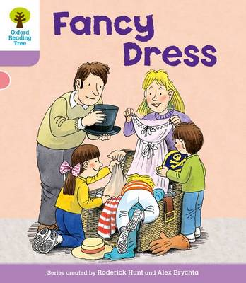 Oxford Reading Tree: Level 1+: Patterned Stories: Fancy Dress - Oxford Reading Tree (Paperback)
