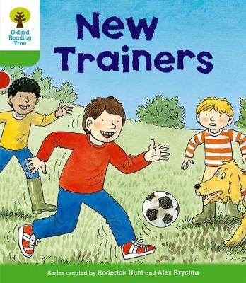 Oxford Reading Tree: Level 2: Stories: New Trainers - Oxford Reading Tree (Paperback)