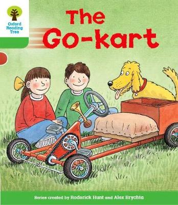 Oxford Reading Tree: Level 2: Stories: The Go-kart - Oxford Reading Tree (Paperback)