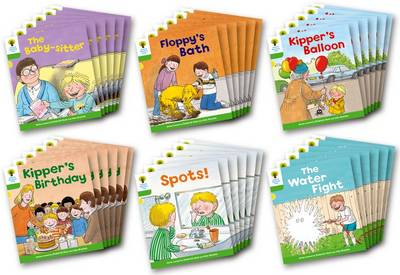 Oxford Reading Tree: Level 2: More Stories A: Class Pack of 36 - Oxford Reading Tree