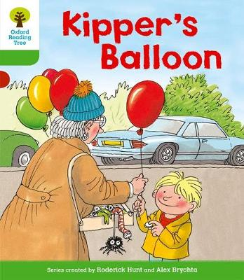 Oxford Reading Tree: Level 2: More Stories A: Kipper's Balloon - Oxford Reading Tree (Paperback)