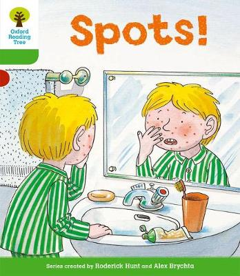 Oxford Reading Tree: Level 2: More Stories A: Spots! - Oxford Reading Tree (Paperback)