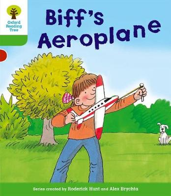 Oxford Reading Tree: Level 2: More Stories B: Biff's Aeroplane - Oxford Reading Tree (Paperback)