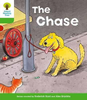 Oxford Reading Tree: Level 2: More Stories B: The Chase - Oxford Reading Tree (Paperback)