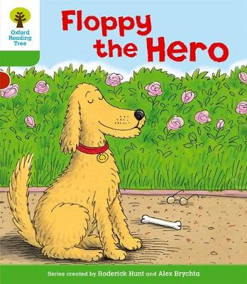 Oxford Reading Tree: Level 2: More Stories B: Floppy the Hero - Oxford Reading Tree (Paperback)