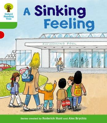 Oxford Reading Tree: Level 2: Patterned Stories: A Sinking Feeling - Oxford Reading Tree (Paperback)