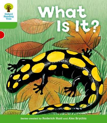 Oxford Reading Tree: Level 2: More Patterned Stories A: What Is It? - Oxford Reading Tree (Paperback)