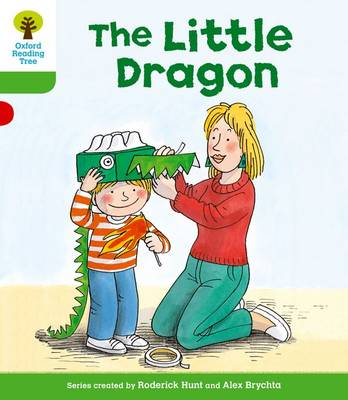 Oxford Reading Tree: Level 2: More Patterned Stories A: The Little Dragon - Oxford Reading Tree (Paperback)
