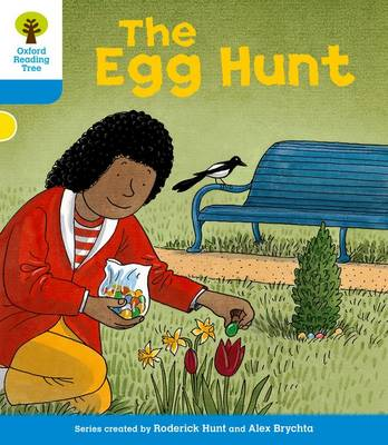 Oxford Reading Tree: Level 3: Stories: The Egg Hunt - Oxford Reading Tree (Paperback)