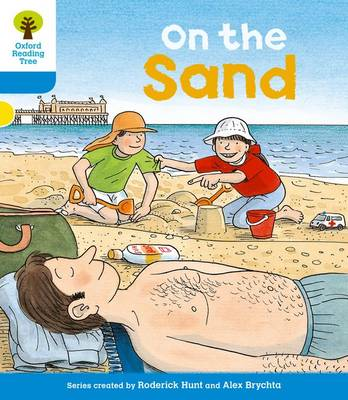Oxford Reading Tree: Level 3: Stories: On the Sand - Oxford Reading Tree (Paperback)